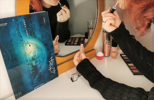 Viagem de Chihiro de Hayao Miyazaki vanity table