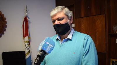 """Ricci repudió todos los hechos de balaceras, robos, extorsiones: """"Sabemos que los Recursos no alcanzan"""""""