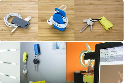 Best Gadget Cable Organizers and Holders (15) 9