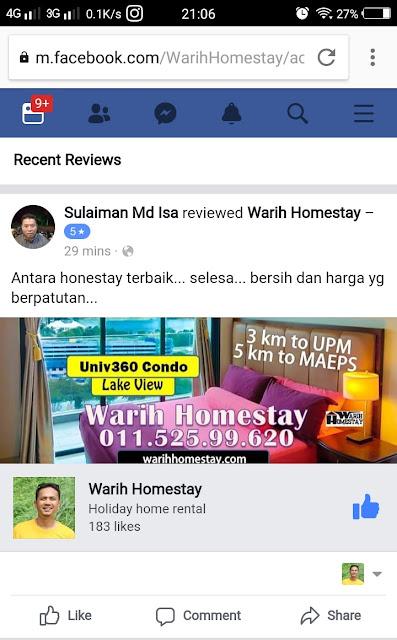 Warih-Homestay-Testimoni-Tn-Sulaiman-Md-Isa