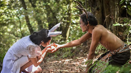 Deer And Rabbit, Video Art yang Mengangkat Isu Alam