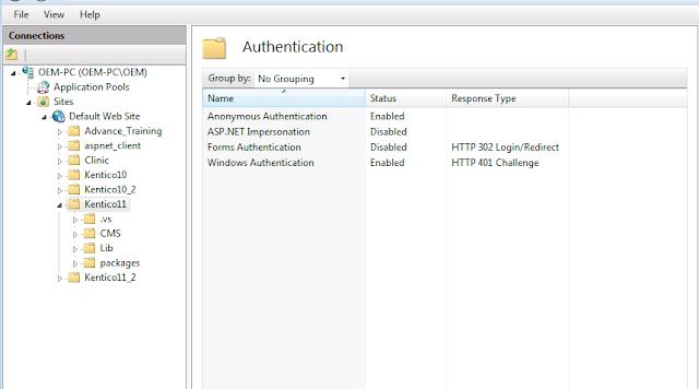 anonymous authentication