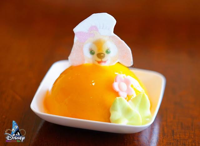 香港迪士尼「華特餐廳, 2021年春季餐飲記錄:「華特甜品車」, Hong Kong Disneyland Hotel, Walt's Cafe, Walt's Dessert Station