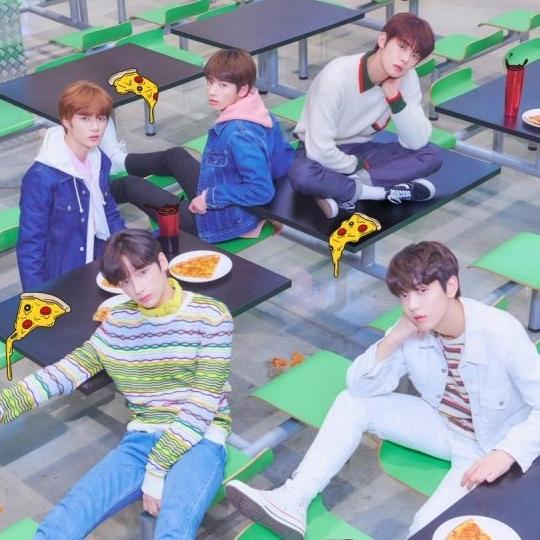 TXT – O novo grupo masculino da Big Hit Entertainment