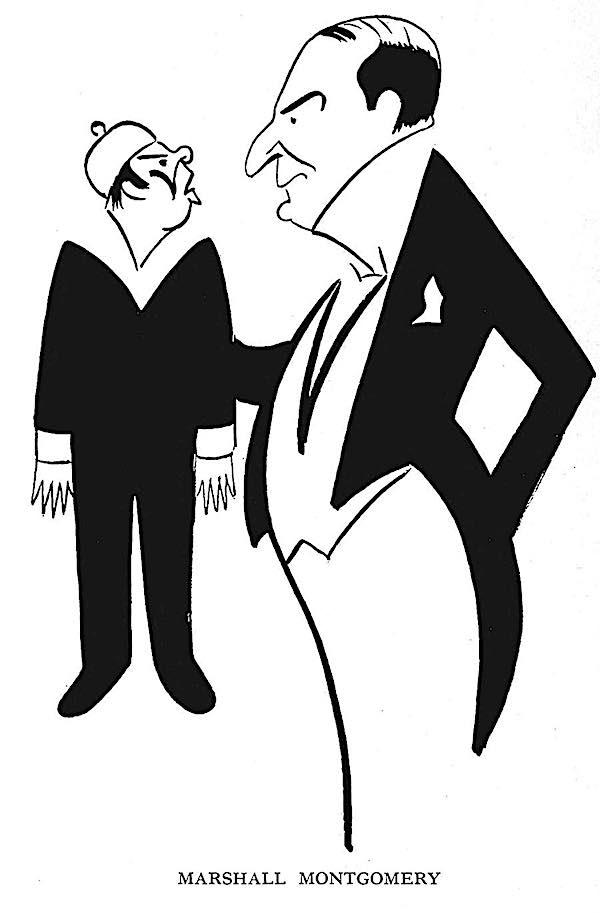 Marshall Montgomery, a 1914 ventriloquist