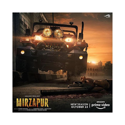 Mirzapur 2 web series Wiki, Cast Real Name