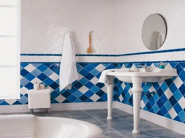 Blue Bathroom Design Ideas 5