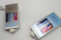 Xiaomi Redmi 6 dan 6A dijual Dengan Performa Tinggi dan Harga Murah