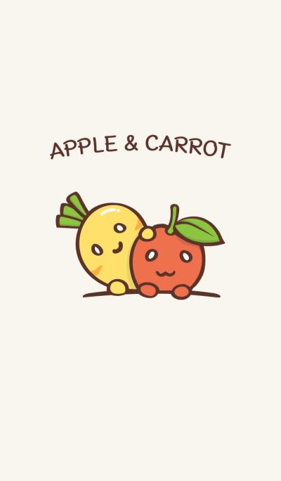 Apple & Carrot