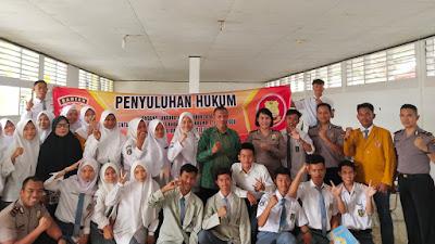 Penyuluhan, Bidang Hukum Polda Banten di SMA/ SMK dan SMP Muhammadiyah Kota Serang