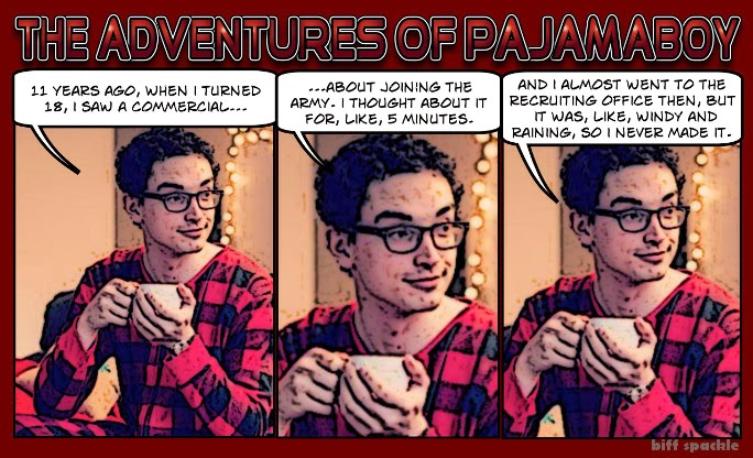 Doug Ross At Journal The Adventures Of Pajamaboy Pj Boy Considers