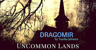 """Dragomir"" by Tausha Johnson"
