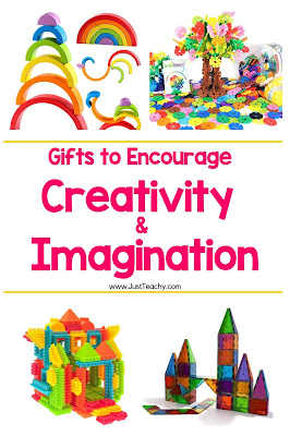 Gifts to Encourage Creativity and Imagination
