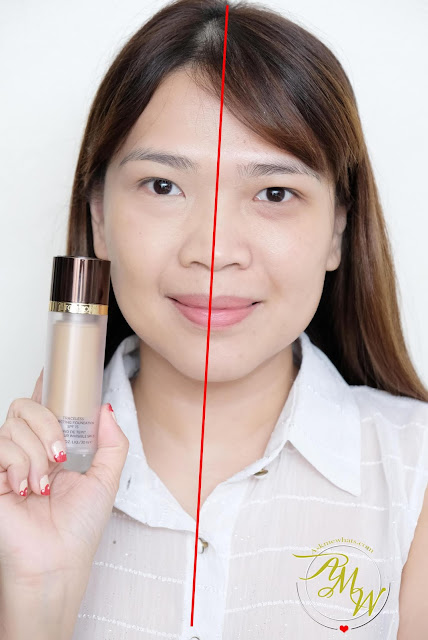 a photo of Tom Ford Traceless Perfecting Foundation SPF15 Review by askmewhats