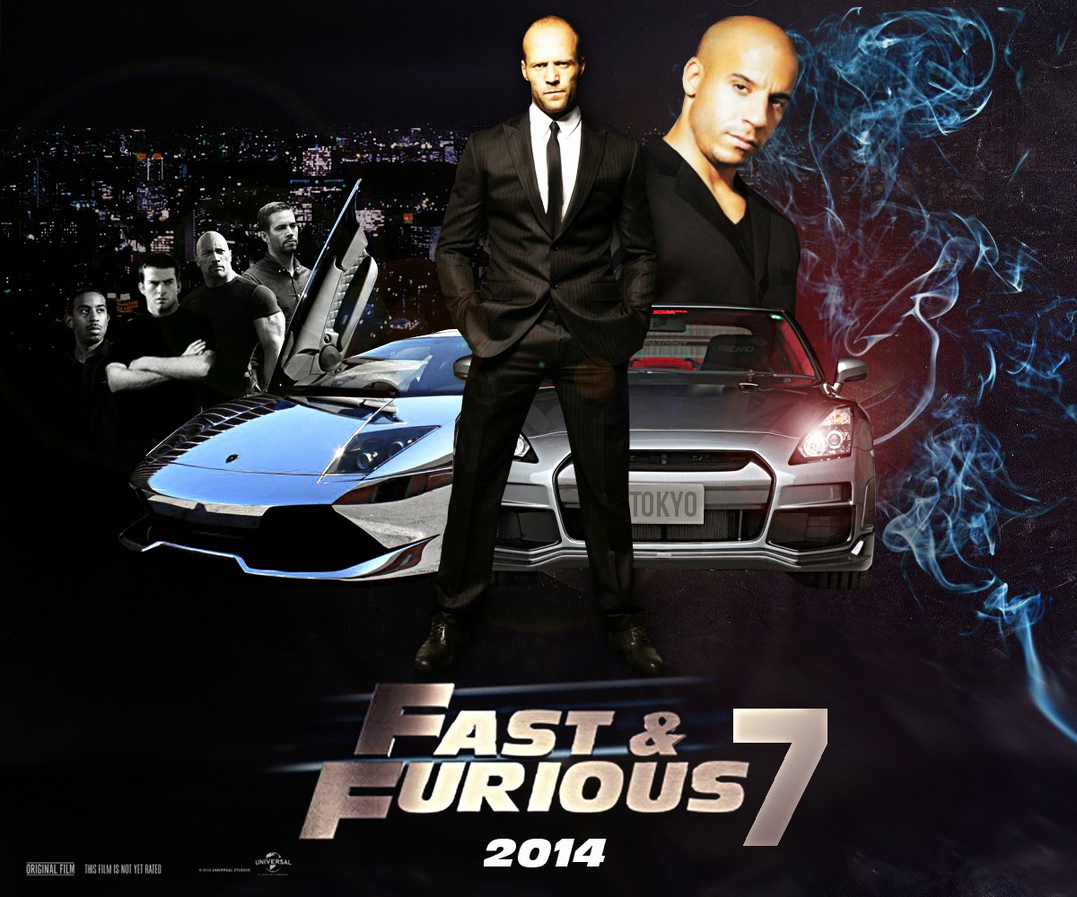Fast And The Furious 7 Wallpaper: HQ Wallpapers: Fast And Furious 7 Movie Wallpapers