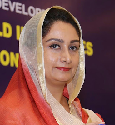 Mrs. Harsimrat Kaur Badal