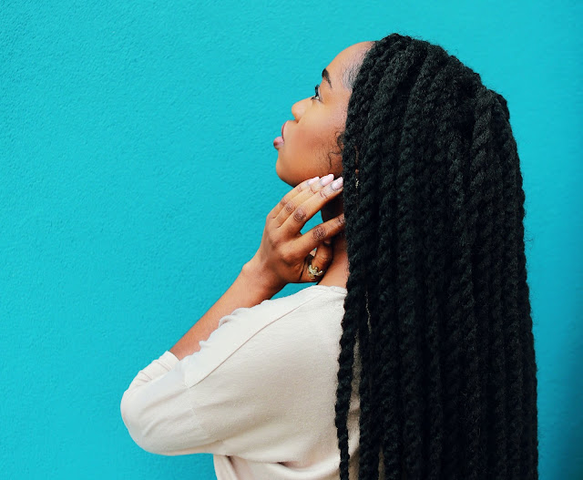 Protective styles to help manage afro hair when you have an invisible illness braids