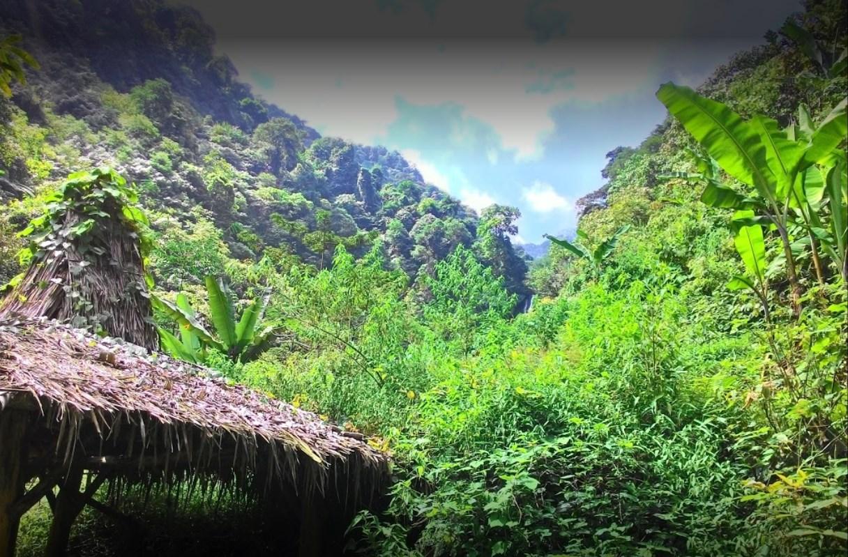 Air Terjun Banyu Anjlok Jepara Wisata Alam Mempesona Kota Jepara