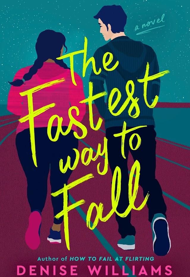 Resenha #730: The Fastest Way To Fall - Denise Williams (Berkley)