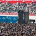 Após fim de quarentena, Wuhan sedia formatura com 11 mil estudantes