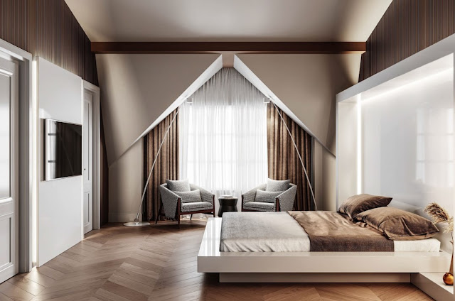 master bedroom design ideas for small spaces