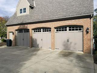 Garage door by Gandert door in Lexigton Ohio