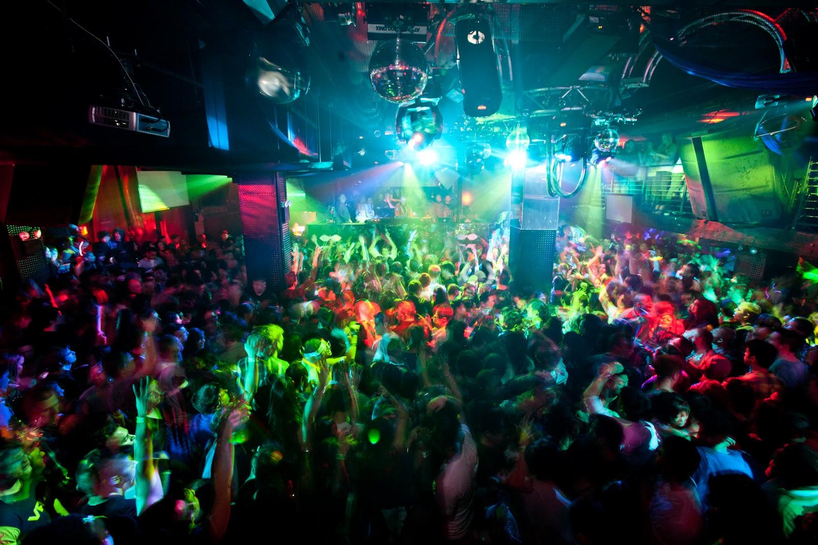 Moscow Night Club Dubai