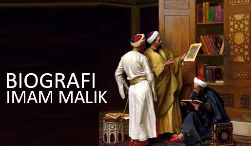 Sekilas Biografi Imam Malik / Malik bin Anas, Pendiri Madzhab Maliki