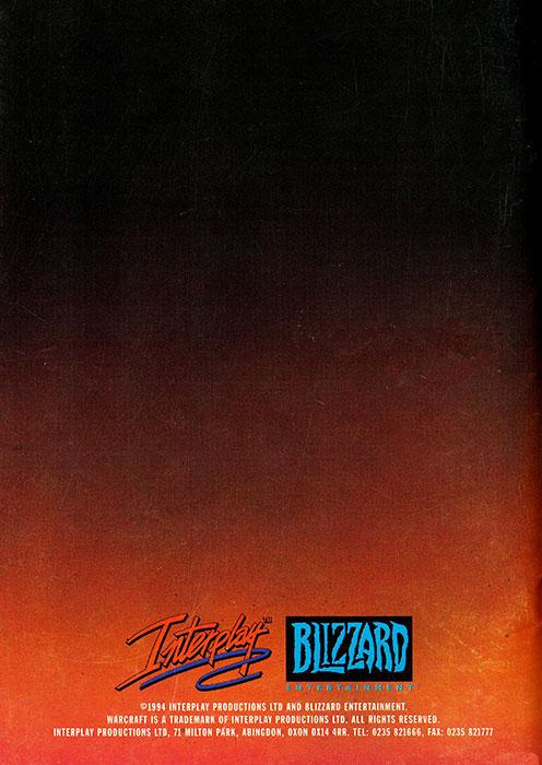Warcraft Orcs & Humans Manual 2