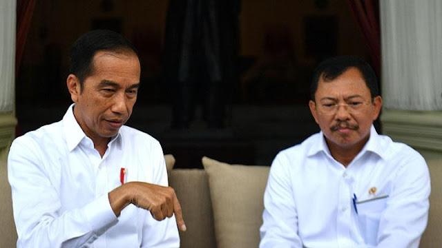 Jokowi Perintahkan Terawan agar Pasien Corona Jangan Lagi Dirawat di Rumah