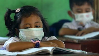 Daerah Ini diperbolehkan Sekolah Tatap Muka.