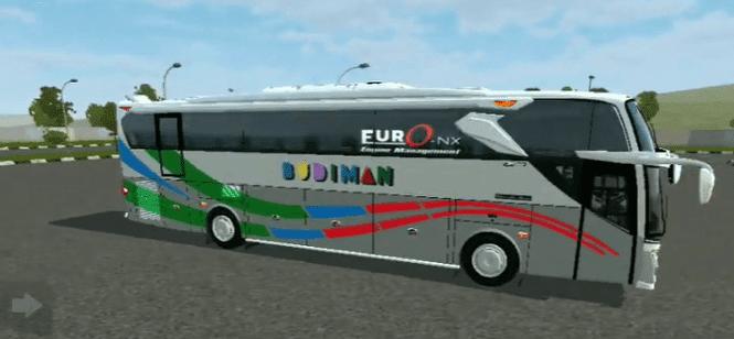 download mod bussid bus ceper full strobo