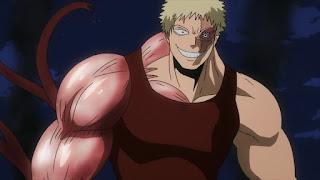 ヒロアカ アニメ マスキュラー | Muscular | My Hero Academia | Hello Anime !