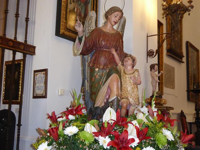 Romería del Santo Ángel Custodio de Toledo. (Ver fotos)
