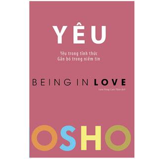 OSHO - Yêu - Being In Love ebook PDF-EPUB-AWZ3-PRC-MOBI
