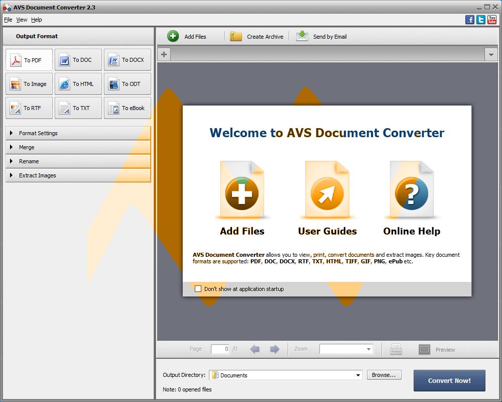 AVS Document Converter 2.3.2.233 Full Crack