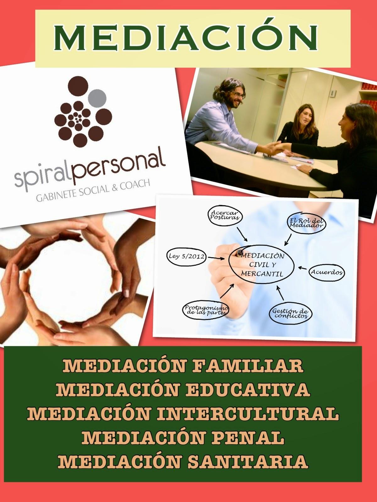 Spiral Personal. Gabinete Social & Coach celebra el Día Europeo de la Mediación