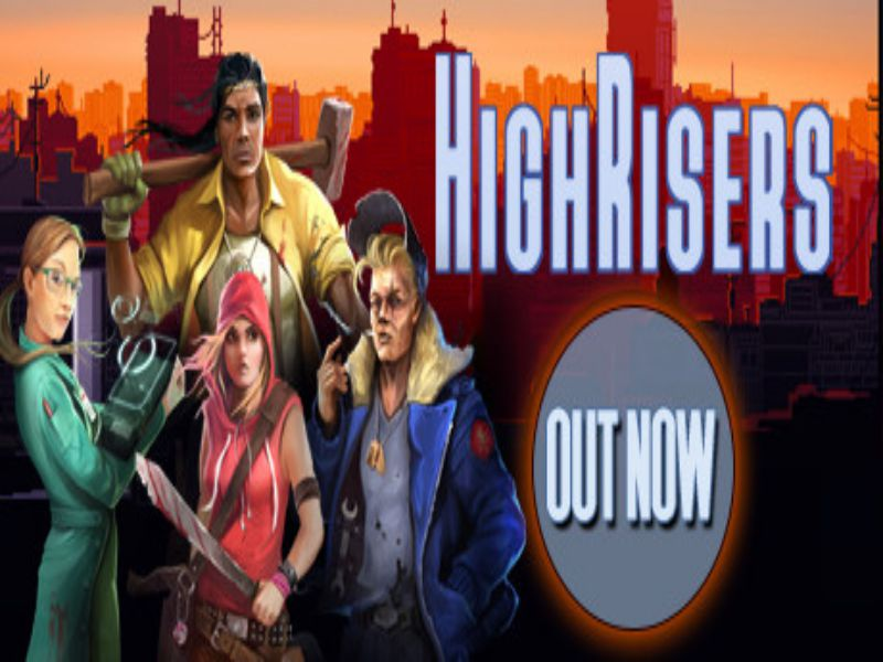 Download Highrisers Game PC Free