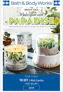 Bath & Body Works | Today's Email - January 26, 2020