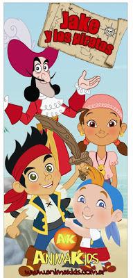 Escenografia Jacke y los piratas