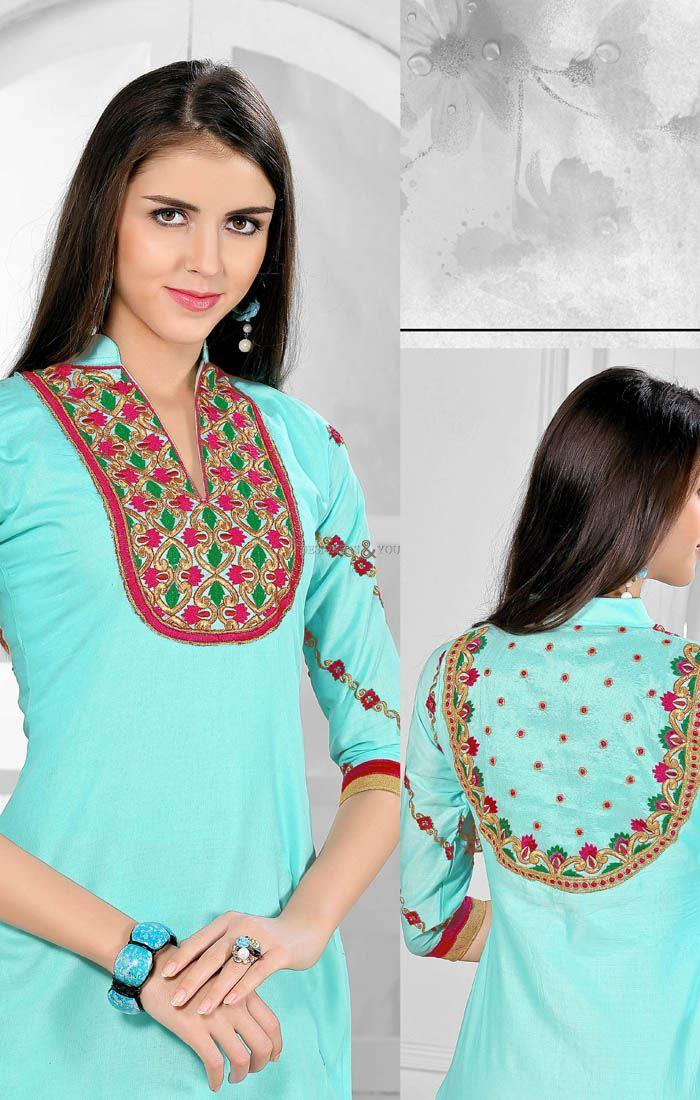 latest and stylish neck designs for girls dresses - Sari Info