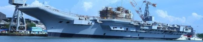 Eye On China, India Flexes Muscles With New Aircraft Carrier, Task Force
