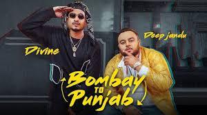 Bombay to Punjab - Lyrics