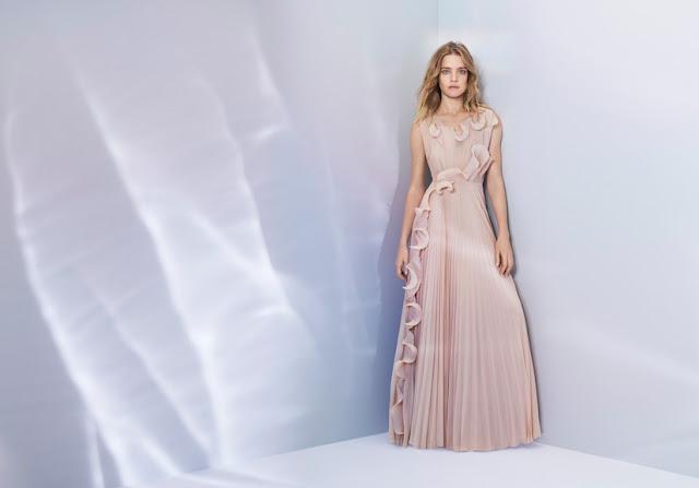 Natalia Vodianova for H&M Conscious Exclusive Spring 2017