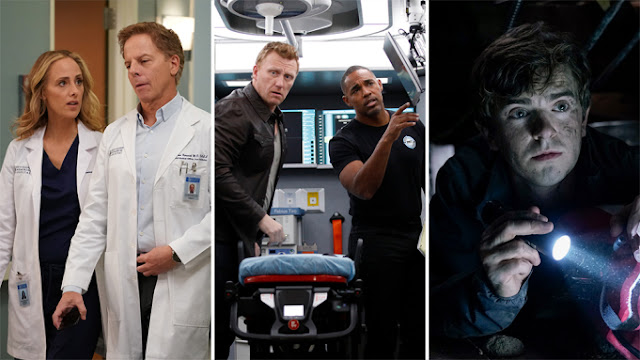 'Pose', 'Chicago Med' & 'Chicago P.D.' Join 'Grey's Anatomy', 'Station 19', 'Good Doctor' & 'New Amsterdam' In Donating Supplies Amid Coronavirus Crisis