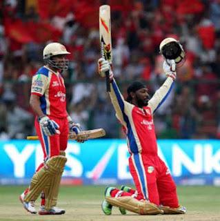 Chris Gayle 175* - Fastest IPL Hundred Highlights
