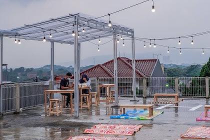 Angkringan Rooftop Bogor - Review Daftar Menu, Daya Tarik & Lokasi