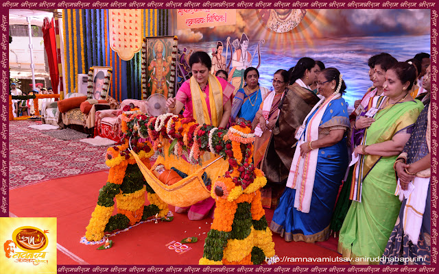 Shre- Ramjanma-celebrated-Ramnavami-utsav-bandra