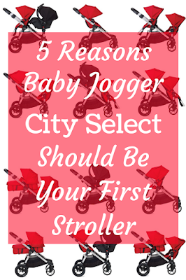 5 Reasons you need to buy a City Select Stroller