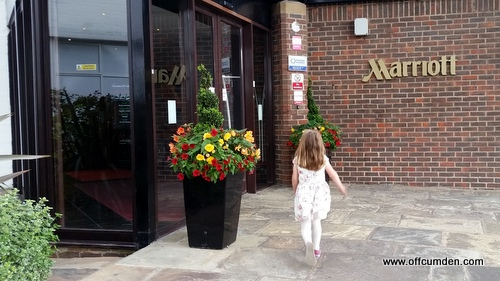 Marriott hotel York